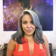 platinum blue hair seagull hair salon west village manhattan 10014