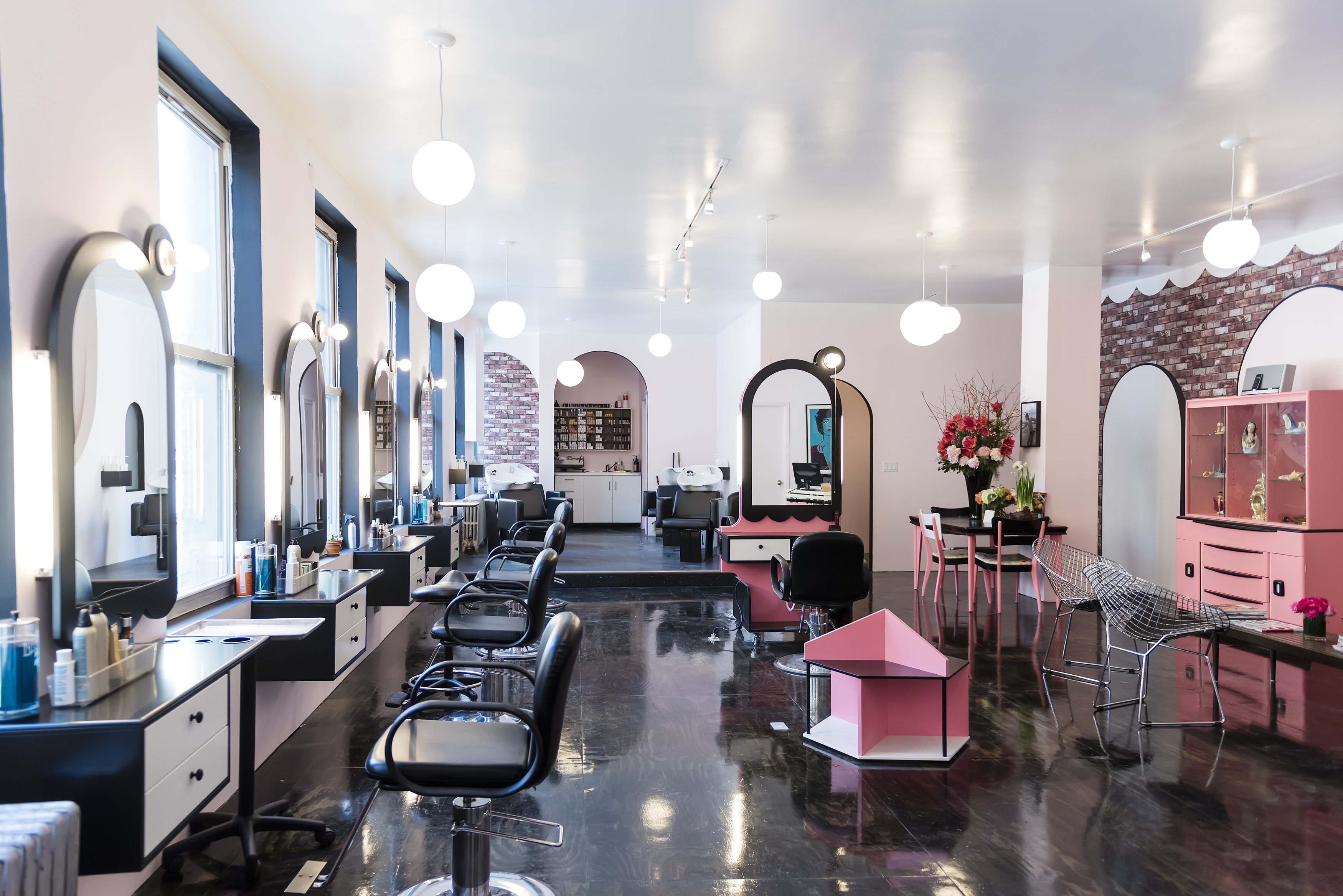 Seagull boutique hair salon 212 989 1807 hair salon nyc for 4th street salon