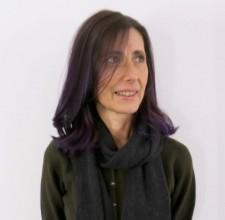 dark amethyst purple balayage hair color salon nyc 10014