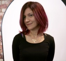 balayage ombre red hair salon nyc 10014
