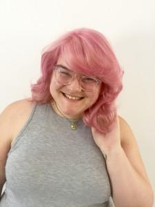 bubblegum pink hair salon downtown nyc 10014