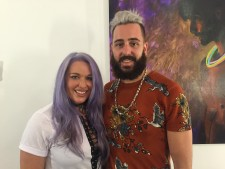Best salon for lavender hair downtown NYC 100014