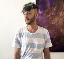 Edgy hair color salon for men NYC 10014
