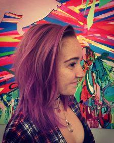 mauve creative color west village nyc seagull hair salon 10014