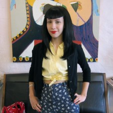 betty page bangs