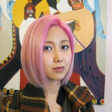 cotton candy haircolor bob salon nyc
