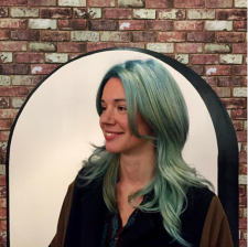 pastel-aqua-green-hair-salon-downtown-nyc-10014